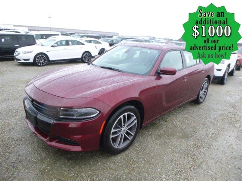 2019 Dodge Charger SXT* Awd/B.cam/Roof/Nav #24519