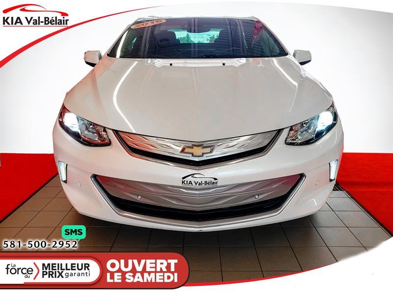 Chevrolet Volt 6