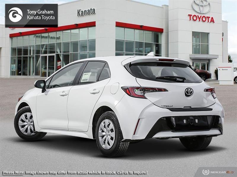 toyota Corolla Hatchback 2020 - 4