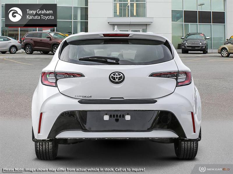 toyota Corolla Hatchback 2020 - 5