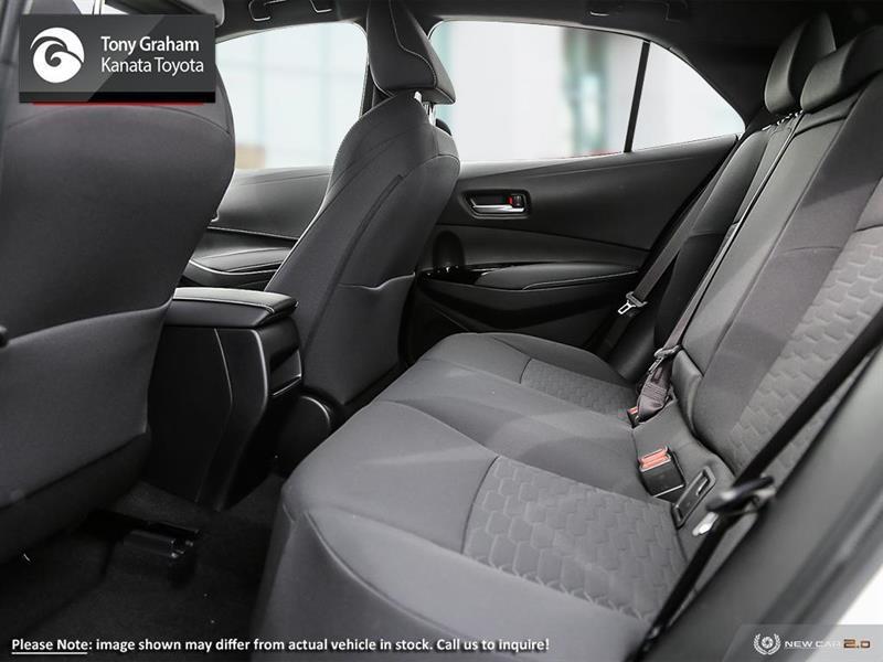 toyota Corolla Hatchback 2020 - 22