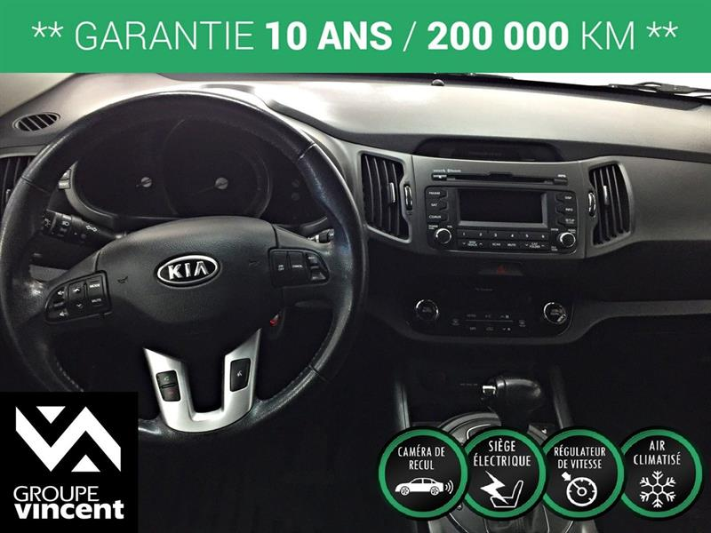 Kia Sportage 10