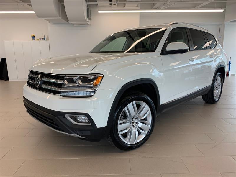 Volkswagen Atlas Highline/Nav/Cam reculCuir/App 2019