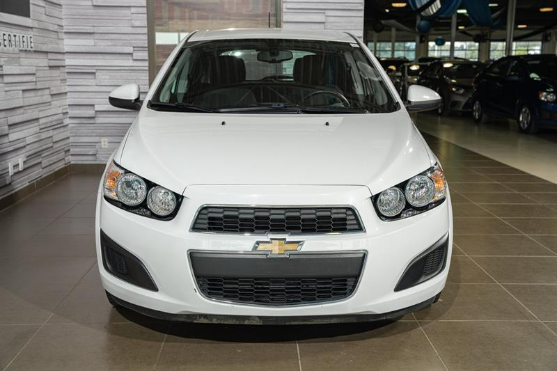 Chevrolet Sonic 9