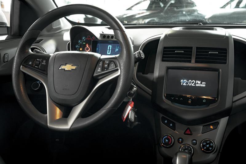 Chevrolet Sonic 20