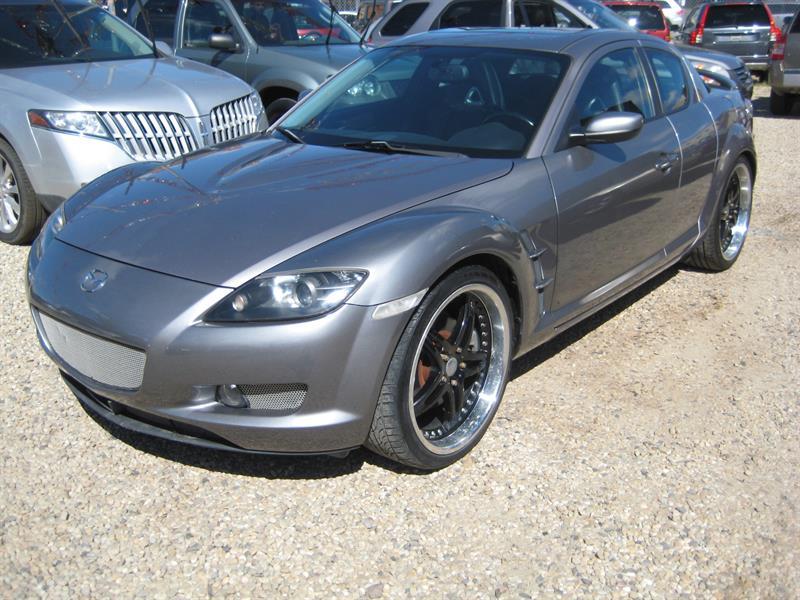 2004 Mazda RX-8 4dr Sdn #137112