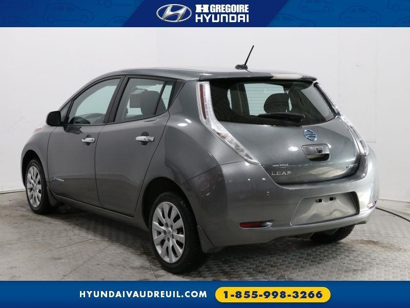 Nissan LEAF 6
