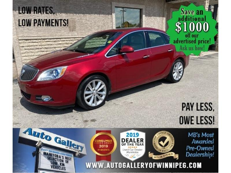 2012 Buick Verano convenience* AT/B.tooth #24273A1
