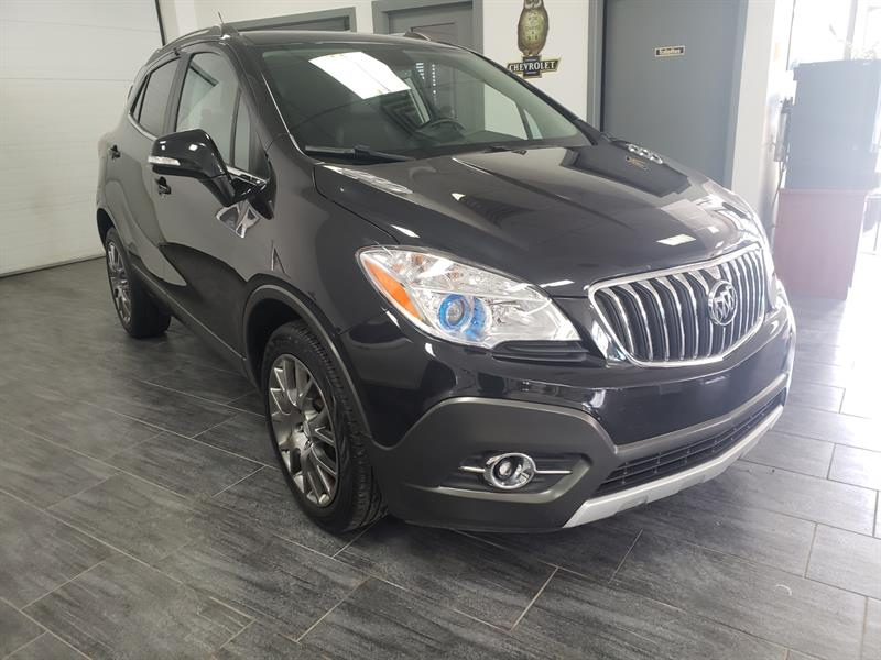 2016 Buick Encore AWD Sport Touring #GB604740