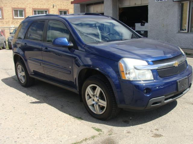 2008 Chevrolet Equinox AWD