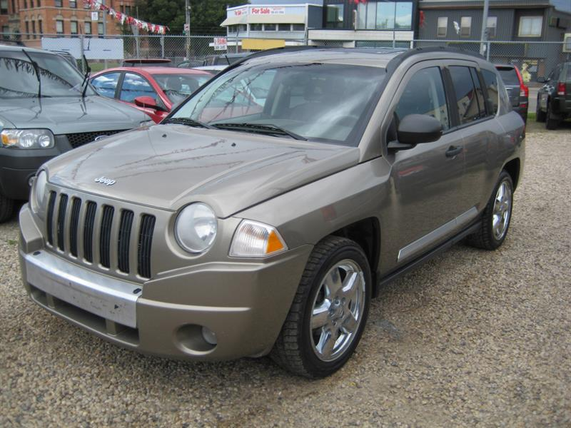 2007 Jeep Compass 4WD Limited #346051