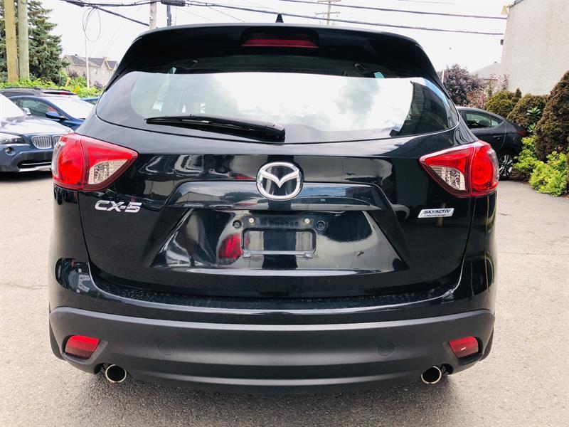 Mazda CX-5 4