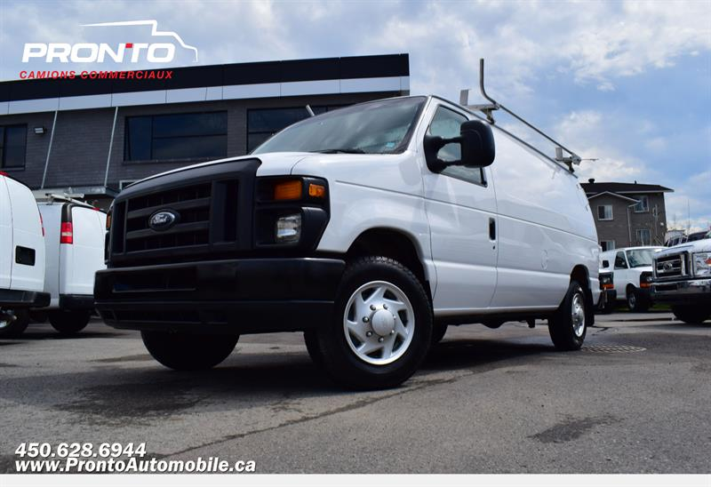 Ford Econoline Cargo Van 2014 E-150 ** FULL RACKS ** #1321