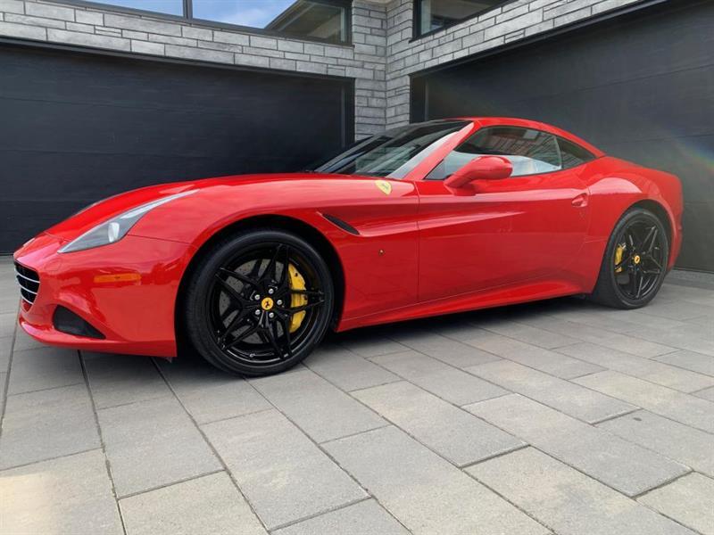 Ferrari California Roso Corsa 2015