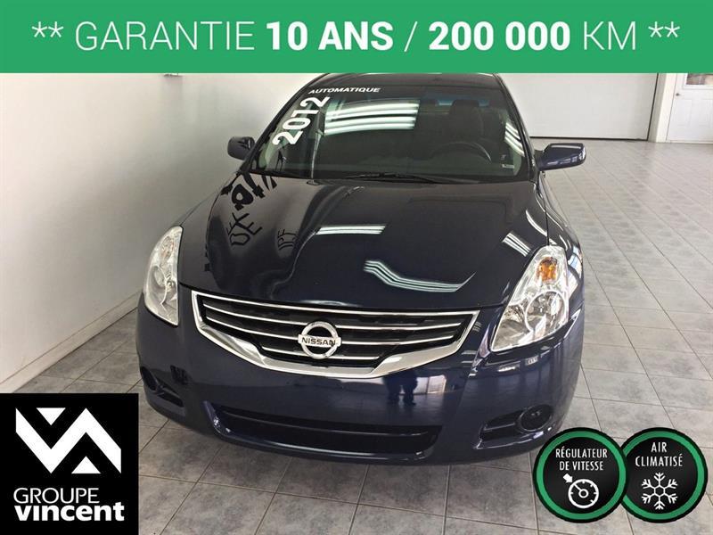 Nissan Altima 4