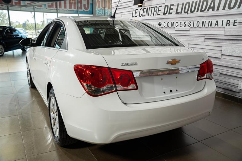 Chevrolet Cruze 5