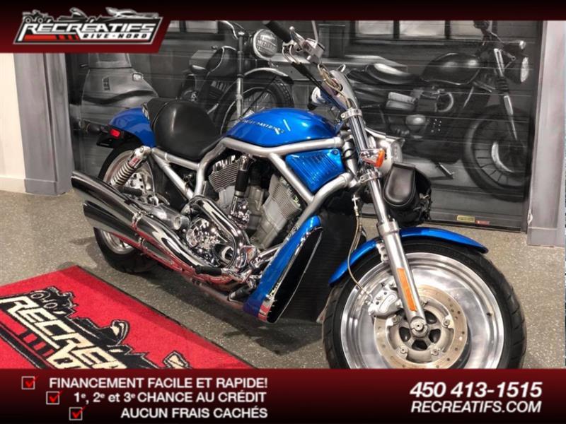 Harley Davidson VROD 2004
