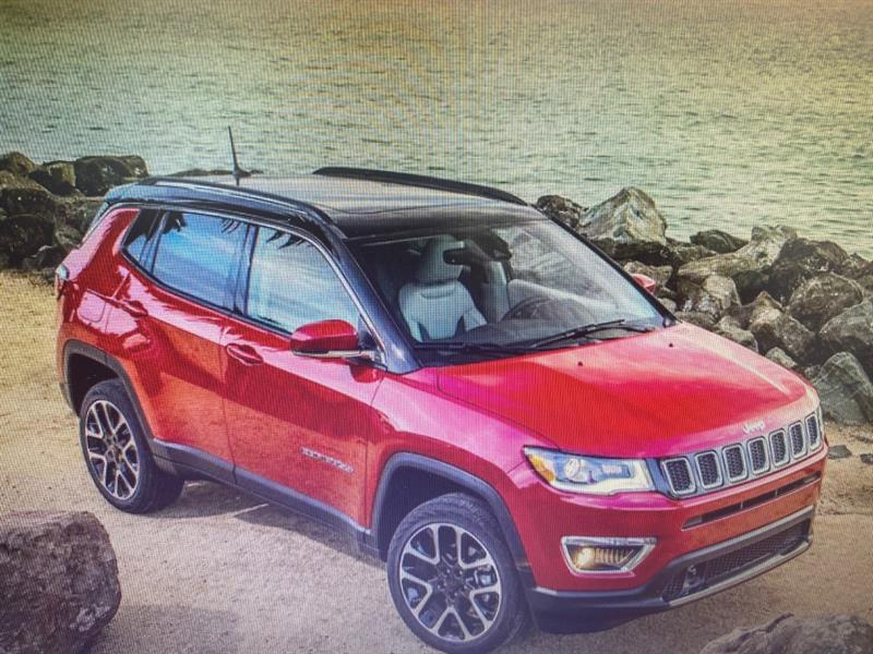 Jeep Compass 2019 Limited 4x4 #05300