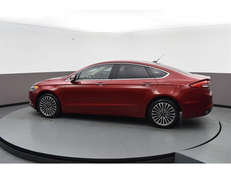 Ford Fusion 4