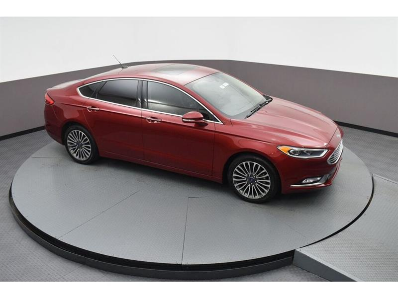 Ford Fusion 29