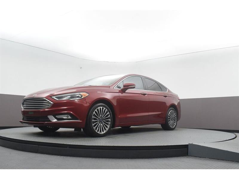 Ford Fusion 32