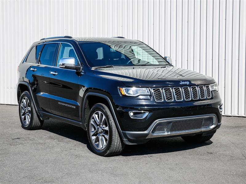 2018 Jeep  Grand Cherokee Limited=TOIT PANO==NAV++