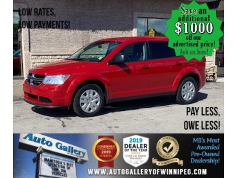 2016 Dodge Journey FWD 4dr Canada Value Pkg #24431