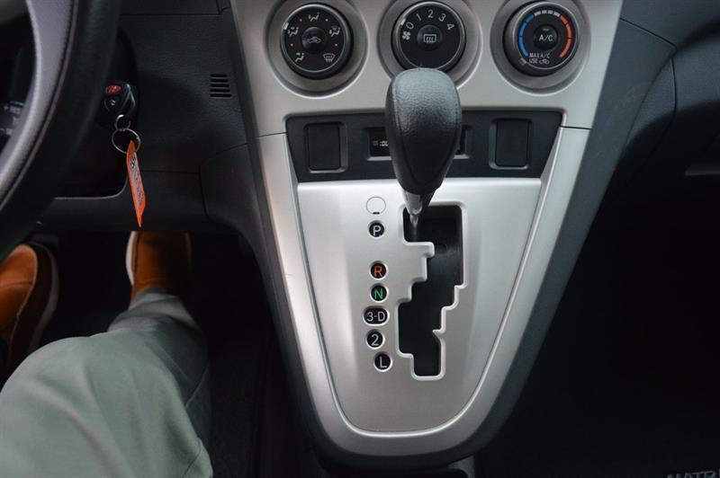 Toyota Matrix 18