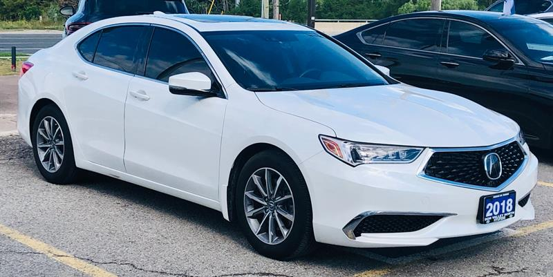 Acura TLX 1