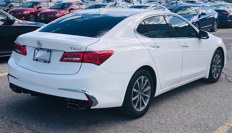 Acura TLX 5