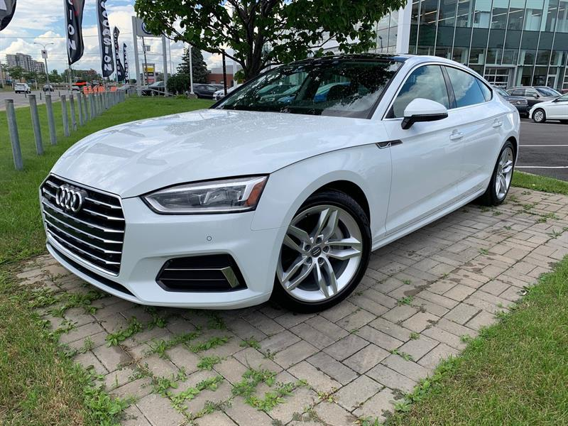 Audi A5 Technik 2018