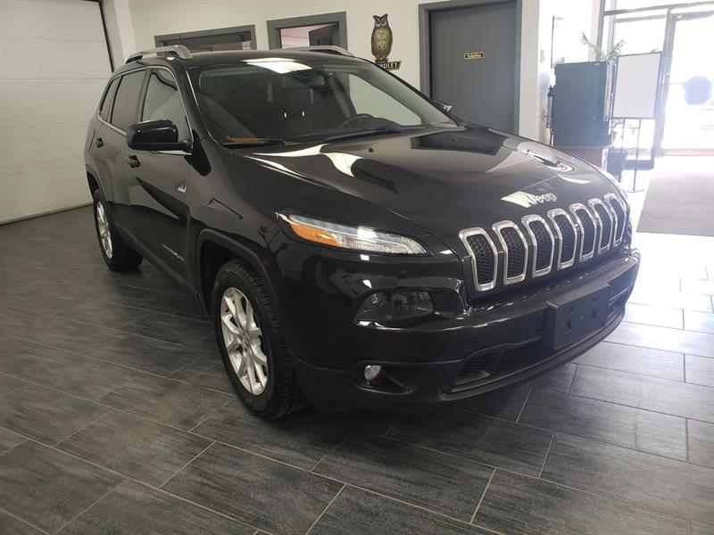 Jeep Cherokee 2014  4dr North #EW254028