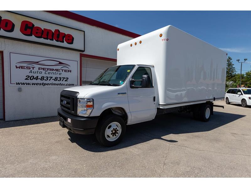 2019 Ford E-450 E450 *16' BOX*RAMP*FINANCE OR LEASE* #5759A