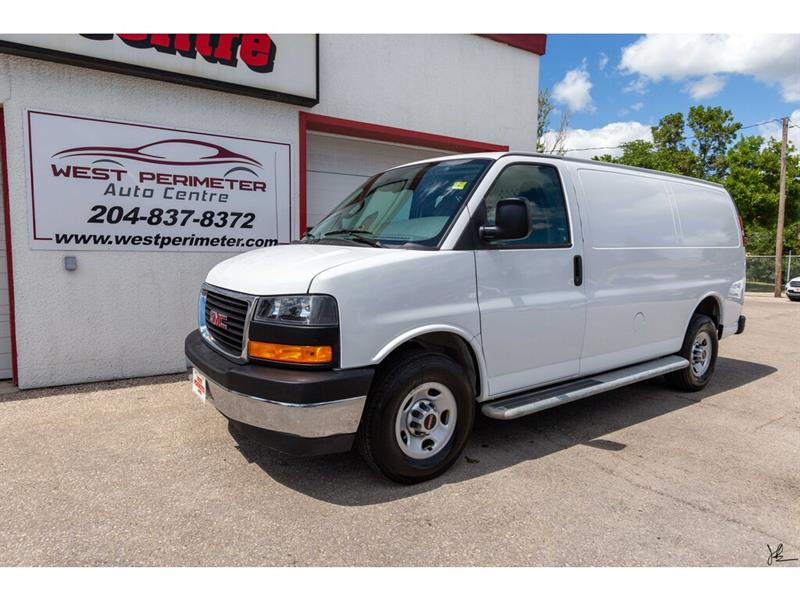 2018 GMC Savana Van 2500 Cargo *B/Up Cam*Lease/Finance* #5771A