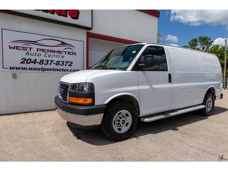 2018 GMC Savana Van 2500 Cargo *B/Up Cam*Lease/Finance* #5776A