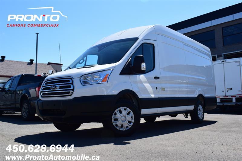 Ford Transit Van 2019 T-250 N/A Cargo Hi Roof 148EL #1324