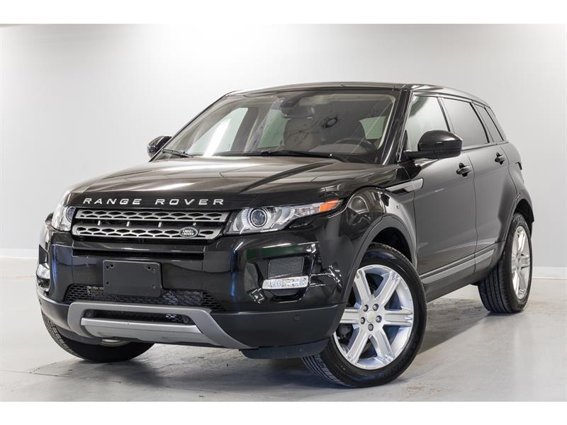 2015 Land Rover  Range Rover Evoque Pure Plus Roues de 19 pouces -