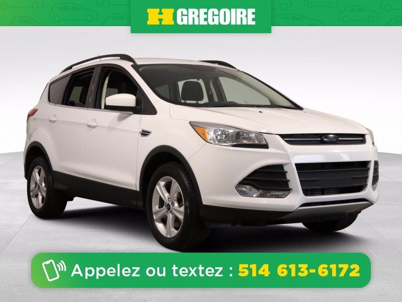 2016 Ford Escape