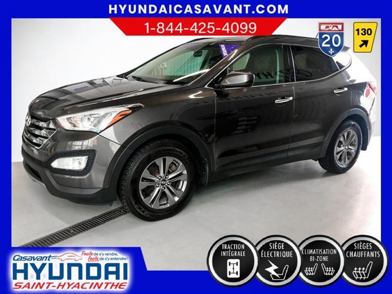 2014 Hyundai  Santa Fe 2.4L Premium Awd
