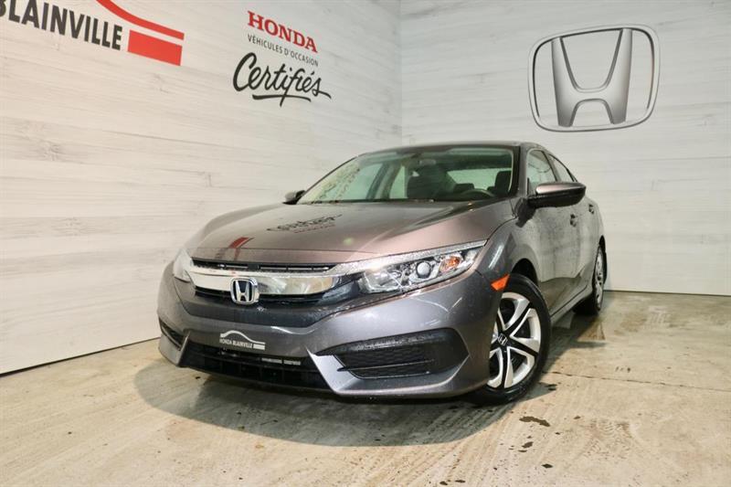 2017 Honda  Civic LX 4 Portes