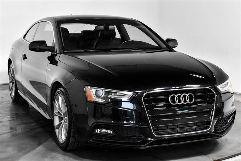 Audi A5 KOMFORT QUATTRO CUIR TOIT MAGS 2016