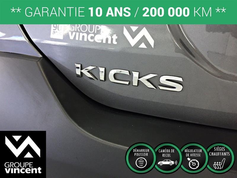 Nissan Kicks 8