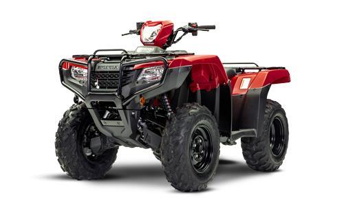 Honda TRX 520 FOREMAN 2021