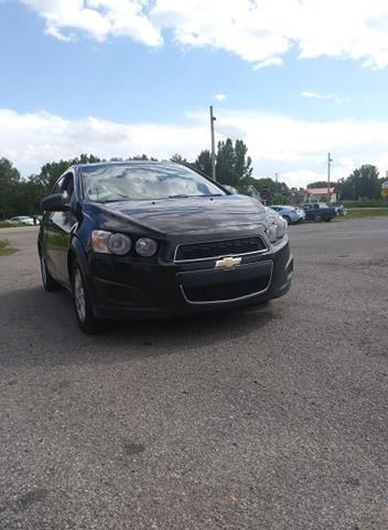 Chevrolet Sonic 2012 5dr HB LT