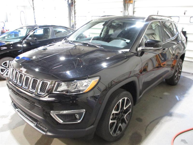 Jeep Compass 2018 Limited 4x4 #JT361899A