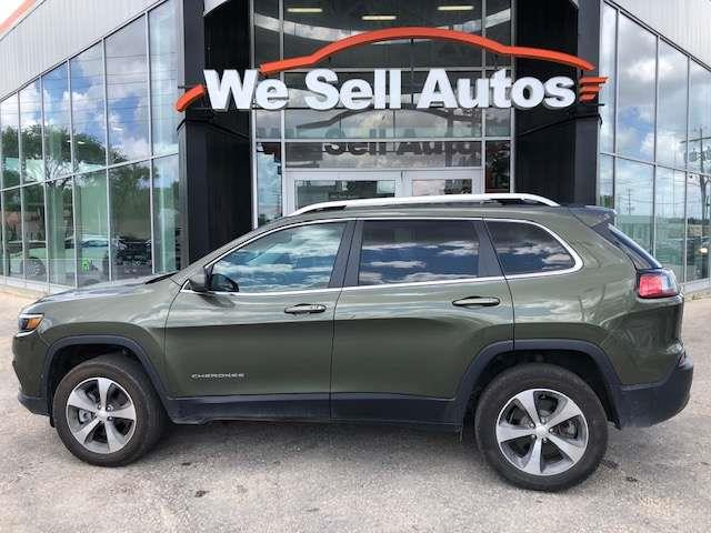 2019 Jeep Cherokee Limited #19JC152209