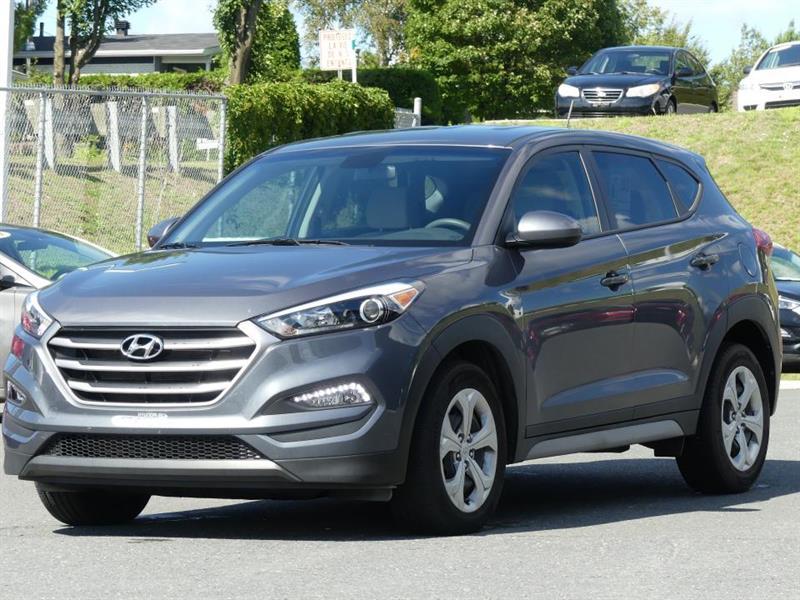 2017 Hyundai  Tucson 2.0L JAMAIS ACCIDENTE!