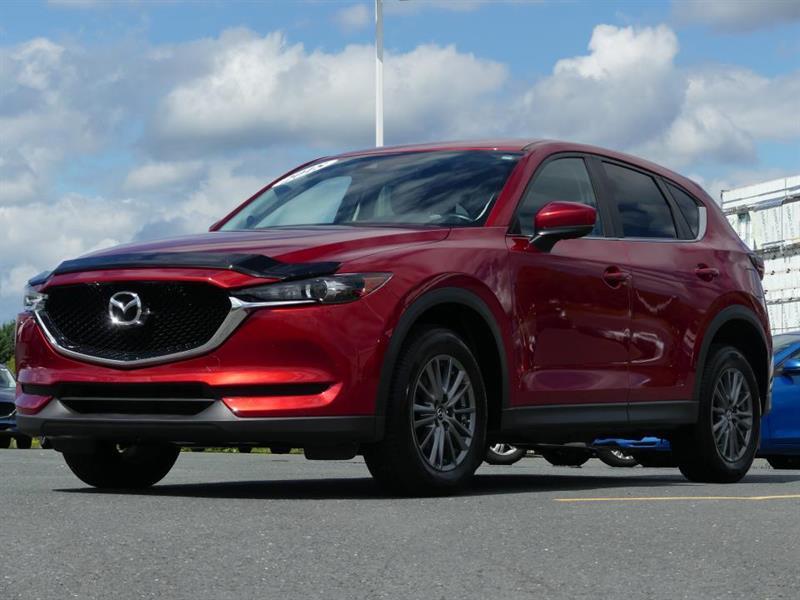 2018 Mazda  CX-5 GS AWD JAMAIS ACCIDENTE!