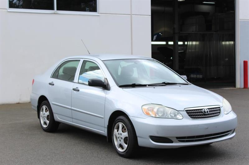 2006 Toyota Corolla CE - A/C. CD Player. Keyless Entry. #13057A (KEY )
