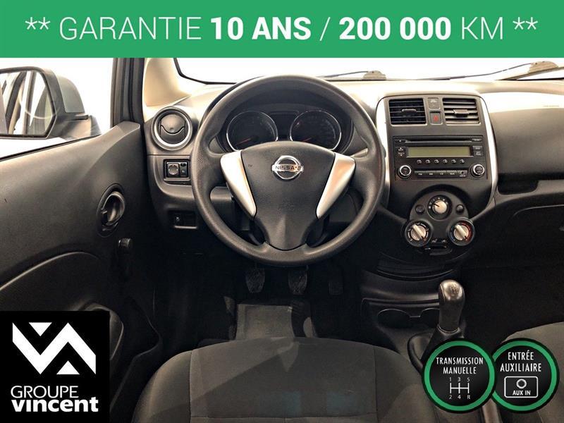 Nissan Versa Note 10